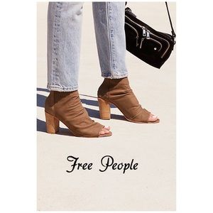 Free People Clearwater Heel Boot